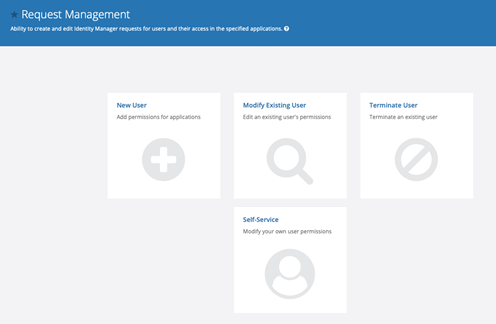 Identity manager - Fastpath Assure