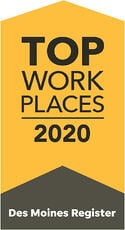 Fastpath Top Workplaces 2020
