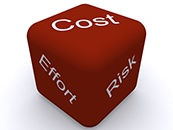 Dice-risk-cost-sq