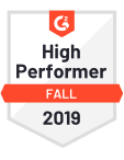 Fastpath earns G2 High Performer for Fall 2019