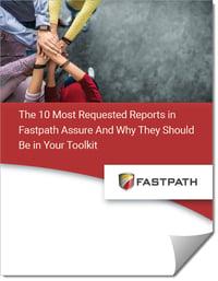 Top 10 Reports in Fastpath Assure