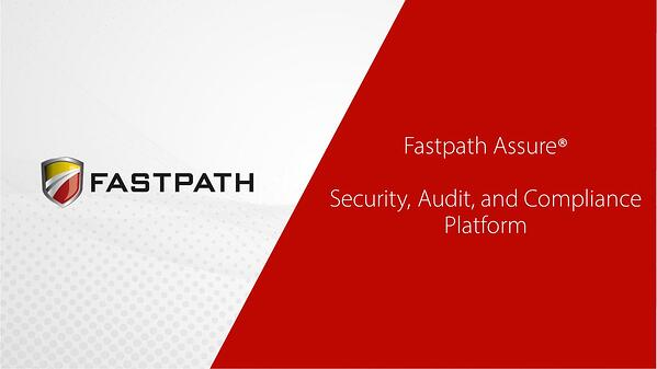 Fastpath Assure Demo