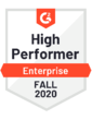 Fall 2020 - high performer enterprise