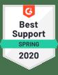 Spring 2020 - best support